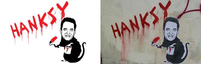 Hanksy 1